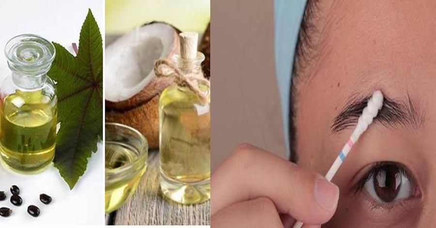 Nếu bạn muốn đi xăm lông mày vì chúng quá mờ nhạt thì hãy thoa vài giọt này lên trong 1 tuần