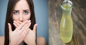 Đặc trị hôi miệng kinh niên cũng phải thơm tho tức khắc chỉ bằng 1 quả chanh tươi