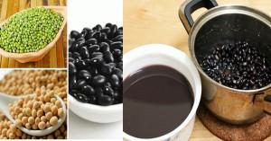 Uống nước đâu đen mỗi sáng, da trắng mịn và trẻ ra cả chục tuổi