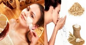 Cách làm đẹp da mặt bằng bột yến mạch tác dụng bất ngờ bạn gái nào cũng dùng được