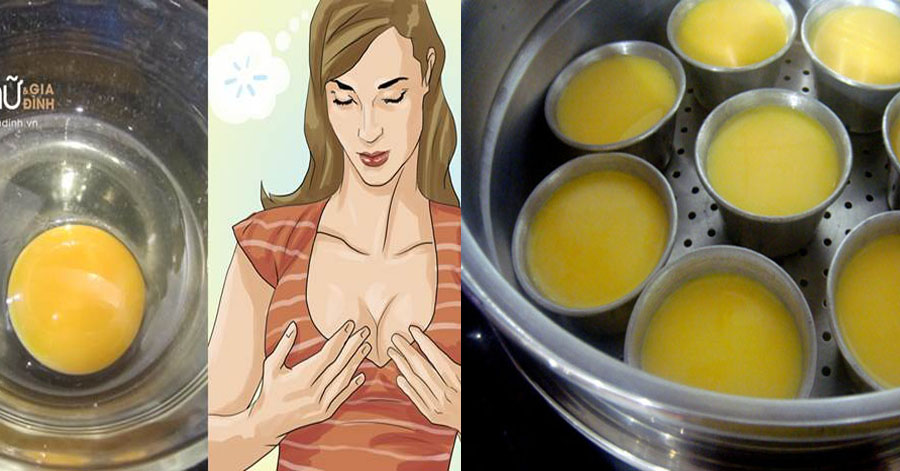 Ăn trứng theo cách này, vòng 1 tăng từ 60 đến 90, cần gì phải phẩu thuật thẩm mỹ