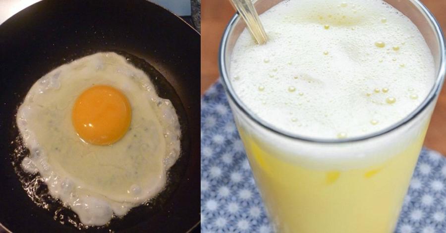 Gầy mãi không tăng cân được thì hãy ăn 2 quả trứng theo cách này để tăng từ 3 đến 6kg trong 2 tuần