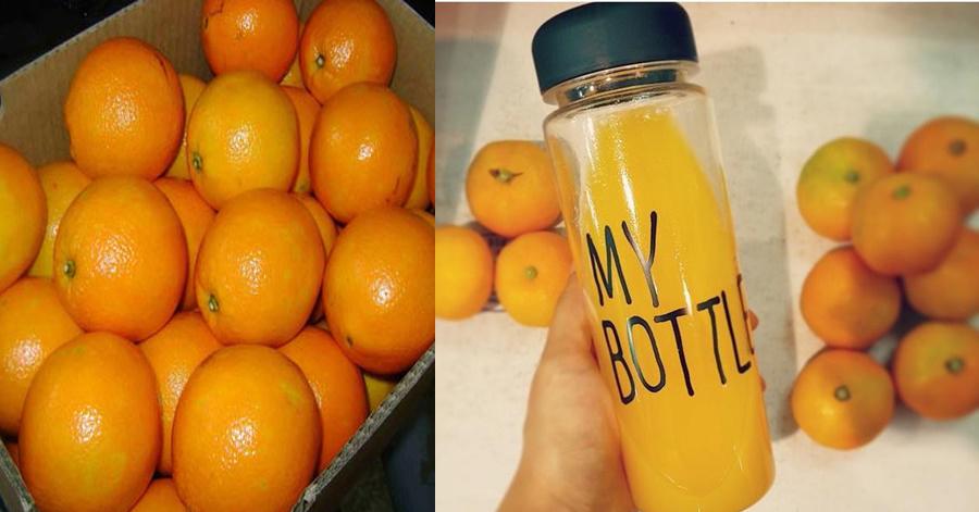 Đun cam lấy nước để uống, 3 ngày sau bạn sẽ nhận được kết quả bất ngờ về thân hình của mình