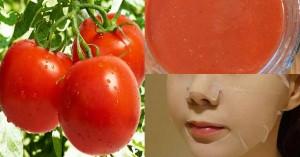 Cà chua nghiền rồi đông đá thế này, chẳng cần kem dưỡng da vẫn trắng mịn, sáng khỏe