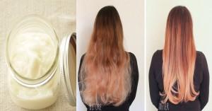 Công thức duỗi tóc thẳng mượt tự nhiên không hóa chất, không sợ khô xơ