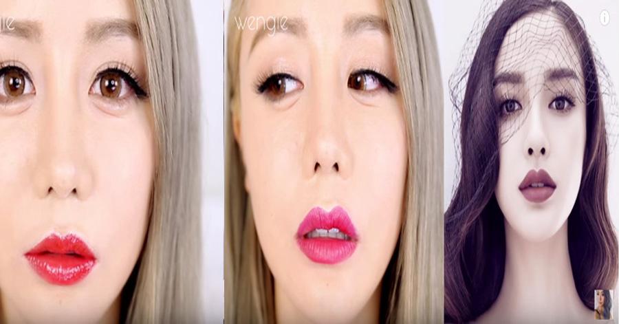 3 cách tạo khuôn môi mà không cần tiêm hay động dao kéo