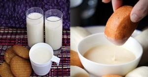 """3 công thức giúp """"thánh gầy"""" kinh niên tăng 6kg trong 1 tuần với sữa đặc"""