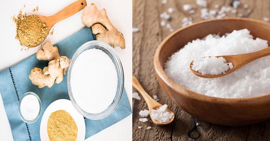 4 công thức giảm béo đùi bằng muối ăn đơn giản thế này