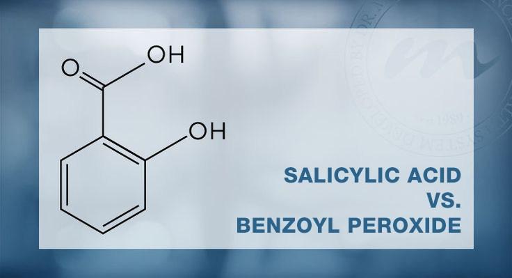 Trị mụn với Salicylic Acid và Benzoyl peroxide - Nên hay không nên?