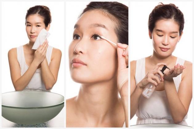Quy trình dưỡng da 10 bước thần thánh của Hàn cho làn da không tì vết chỉ trong 1 tuần