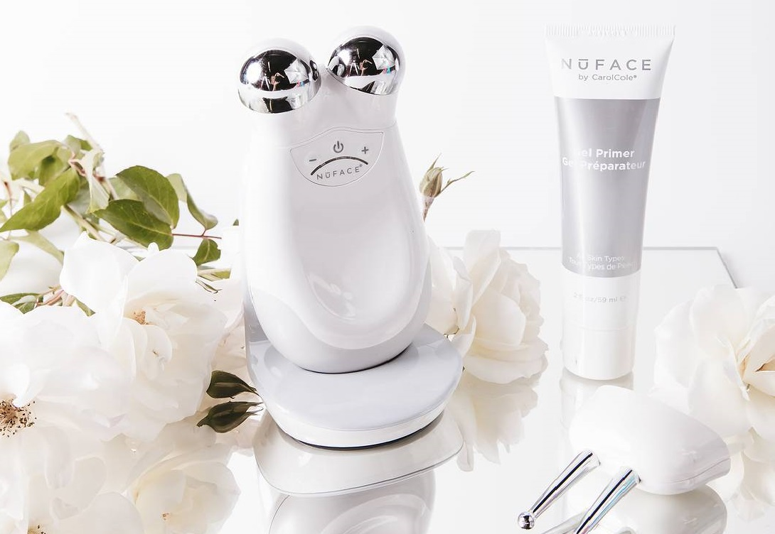 Máy massage nâng cơ mặt Nuface Mini - MÓN HÀNG XA XỈ CHỊ EM NÀO CŨNG AO ƯỚC