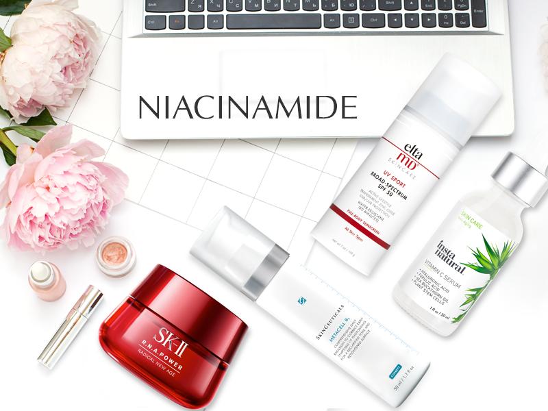 Hoạt Chất Niacinamide: Thành Phần Đa Năng Trong Ngành Mỹ Phẩm Skincare
