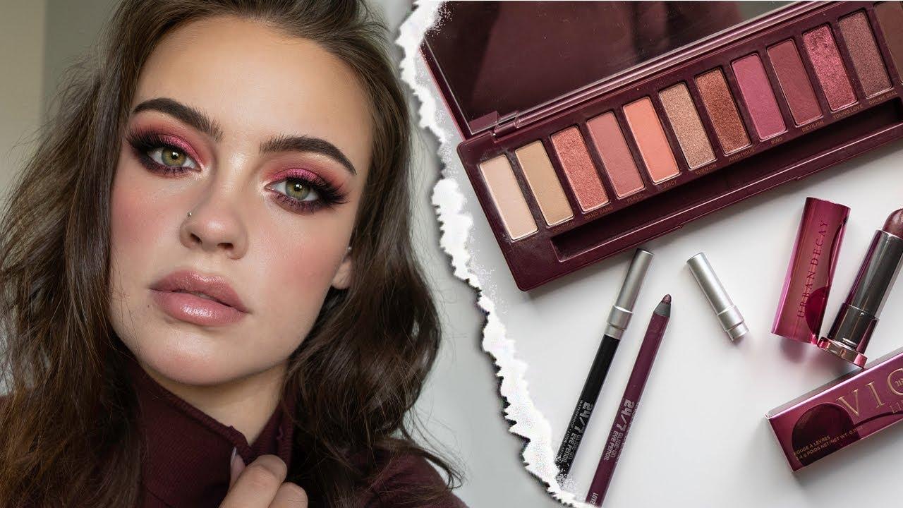 """5 Bảng màu mắt """"bắt trend"""" với màu tím mang tên Ultra Violet đẹp nhất 2018"""