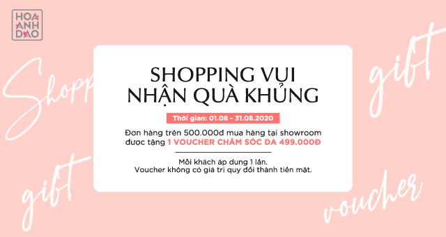 SHOPPING VUI - NHẬN QUÀ KHỦNG