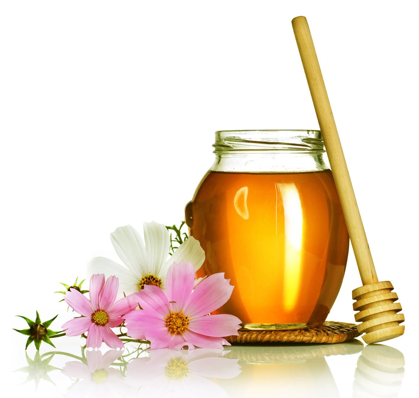 Description: mật ong nguyên chất