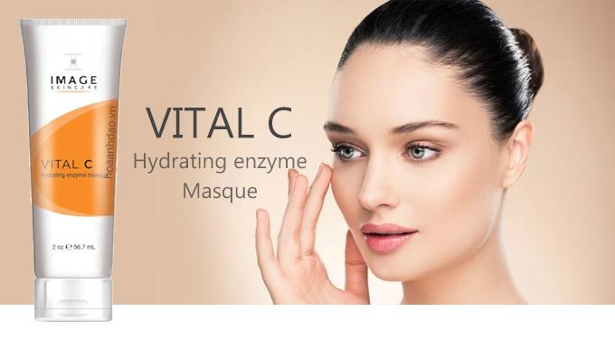 Mặt Nạ Dưỡng ẩm Phục Hồi Da Image Skincare Vital C Hydrating Enzyme