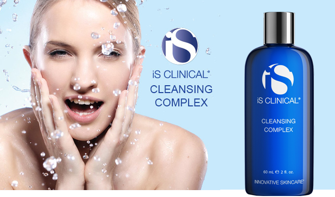 Image result for iS Clinical Cleansing complex 180ml