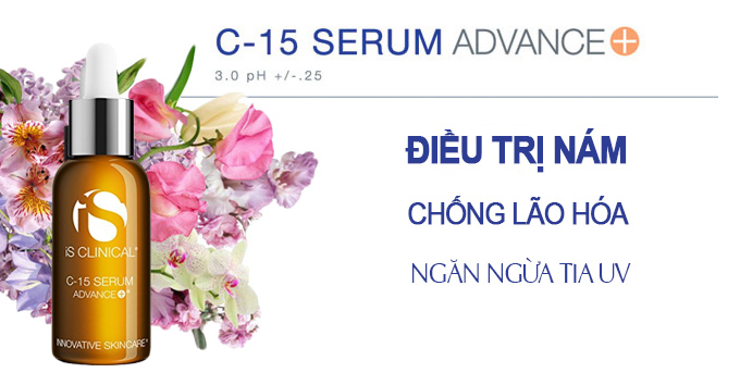 is-clinical-c-15-serum-advance-tri-dom-nau-nam-tan-nhang-lam-sang-da