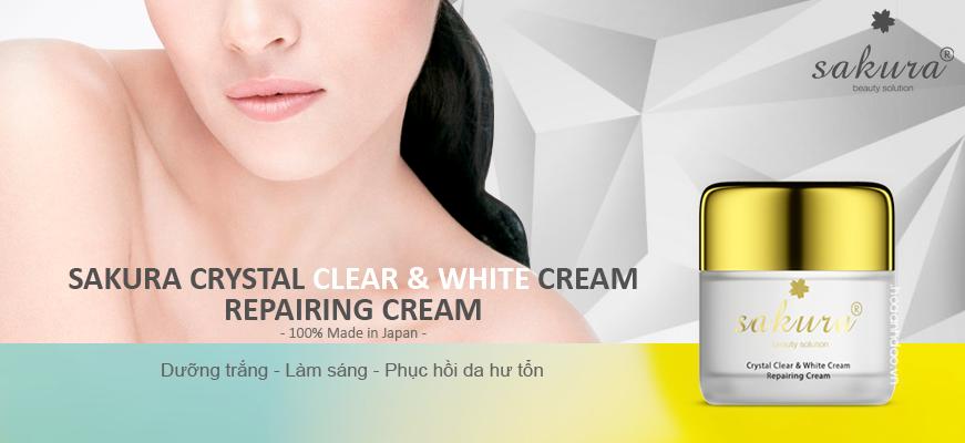 kem-duong-trang-phuc-hoi-da-sakura-crystal-clear-white-cream-repairing-cream