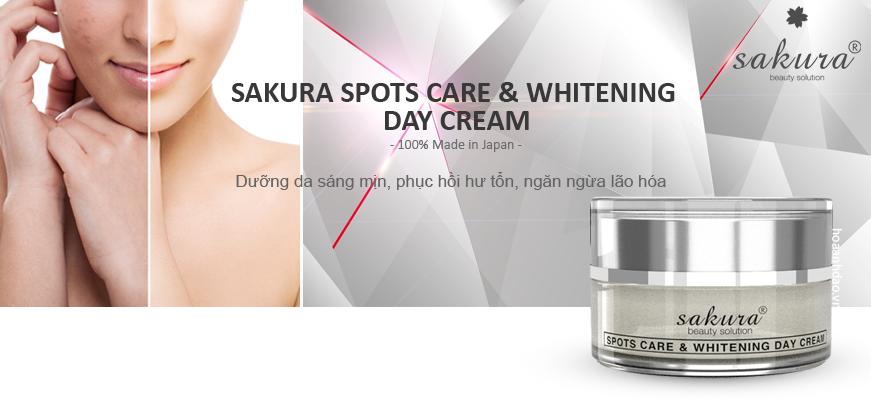kem-duong-trang-da-tri-nam-sakura-spots-care-whitening-day-cream