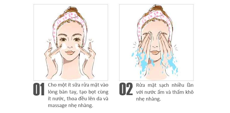 sua-rua-mat-cho-da-nhay-cam-sakura-sensitive-cleansing-foam