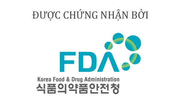 Chứng nhận FDA
