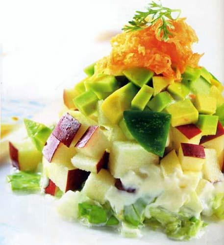 salad chống lão hóa da
