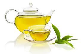chống lão hóa với trà xanh