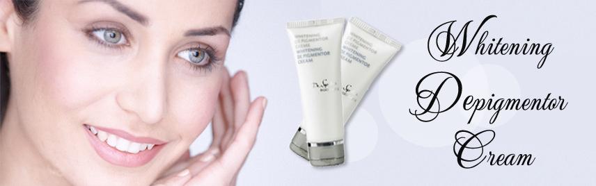 Kem giúp giảm nám Whitening Depigmentor Cream