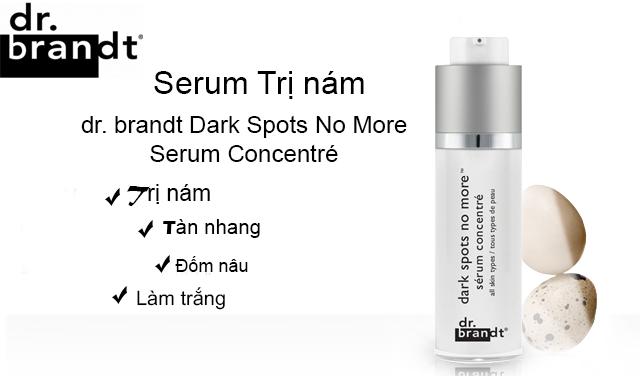 serum giúp giảm nám