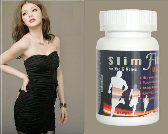 viên uống giảm cân Slim fit