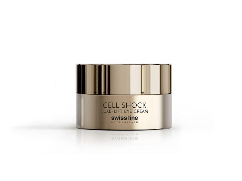 Swissline Cell Shock-Luxe-lift Eye Cream kem chống lão hóa