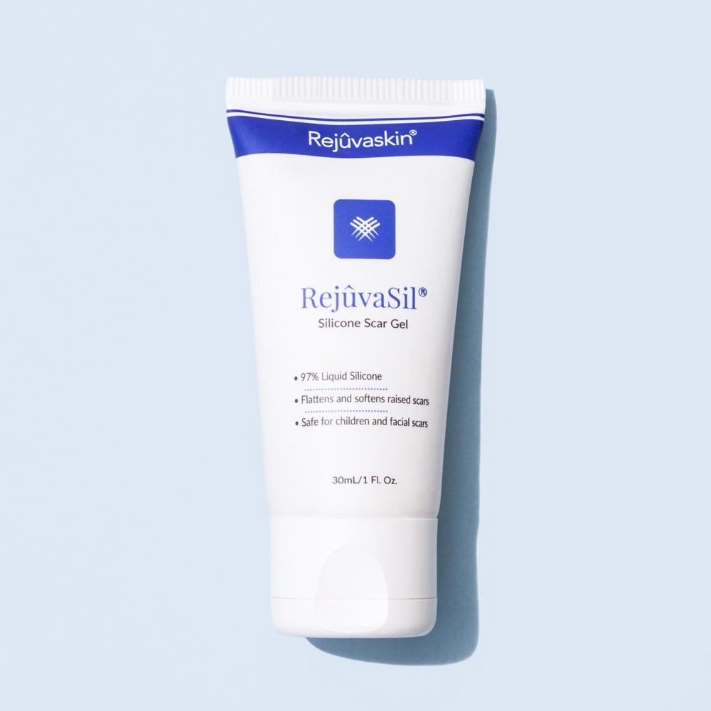 Gel giảm sẹo lồi, phì đại Rejuvaskin Rejuvasil Silicone Scar Gel