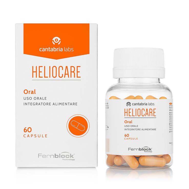 Viên uống chống nắng Heliocare Oral